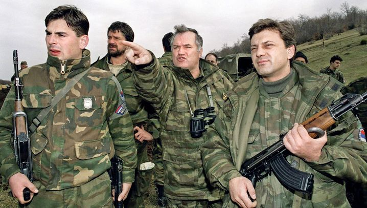 Photo Gallery: The 'Butcher of Bosnia'