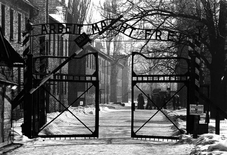 NICHT VERWENDEN Konzentrationslager Auschwitz