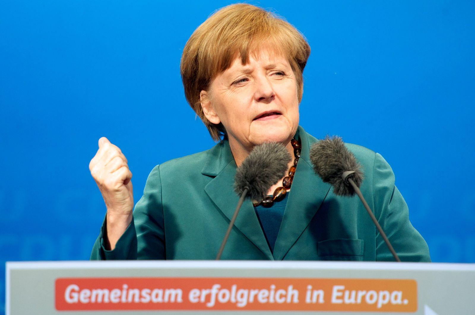 CDU-Europawahlkampf