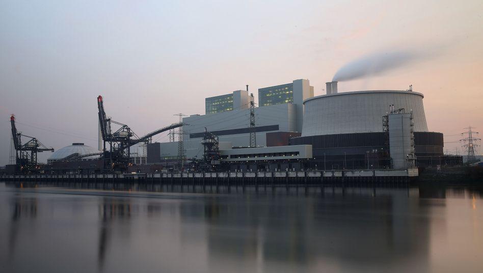 Kohlekraftwerk Moorburg: Umweltschutz zu kurz gekommen