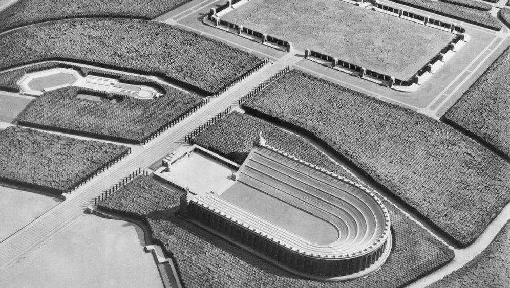 Photo Gallery: The Führer's New Stadium