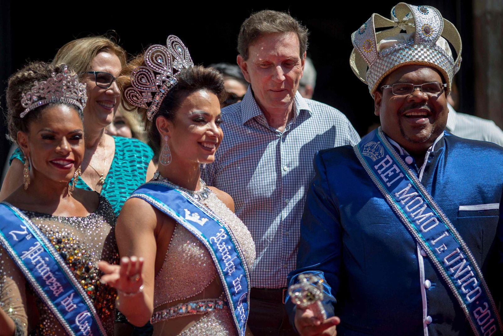 Brasilien Rio Bürgermeister Crivella
