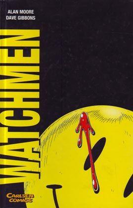 """Cover der deutschen """"Watchmen""""-Ausgabe: Höhepunkt des Mediums"""