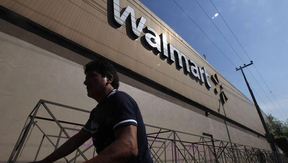 Wal-Mart-Filiale: Gigantische Umsätze in der ganzen Welt