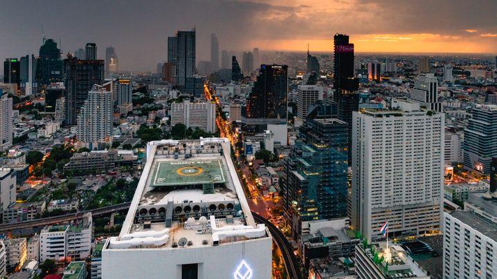 Schwulenszene in Bangkok: Offen, laut, wild