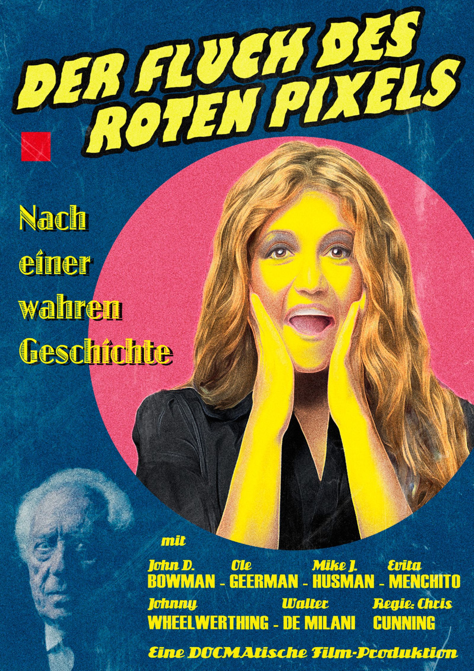 EINMALIGE VERWENDUNG DOCMA/ Filmplakate