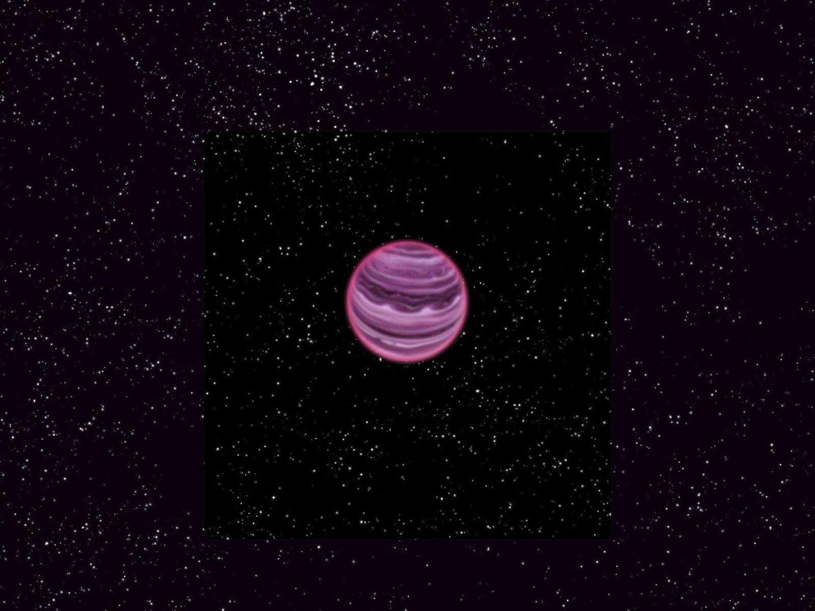 EINMALIGE VERWENDUNG Exoplanet / Hawaii