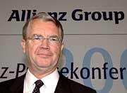 Allianz-Chef Schulte-Noelle: Druck auf den Kanzler