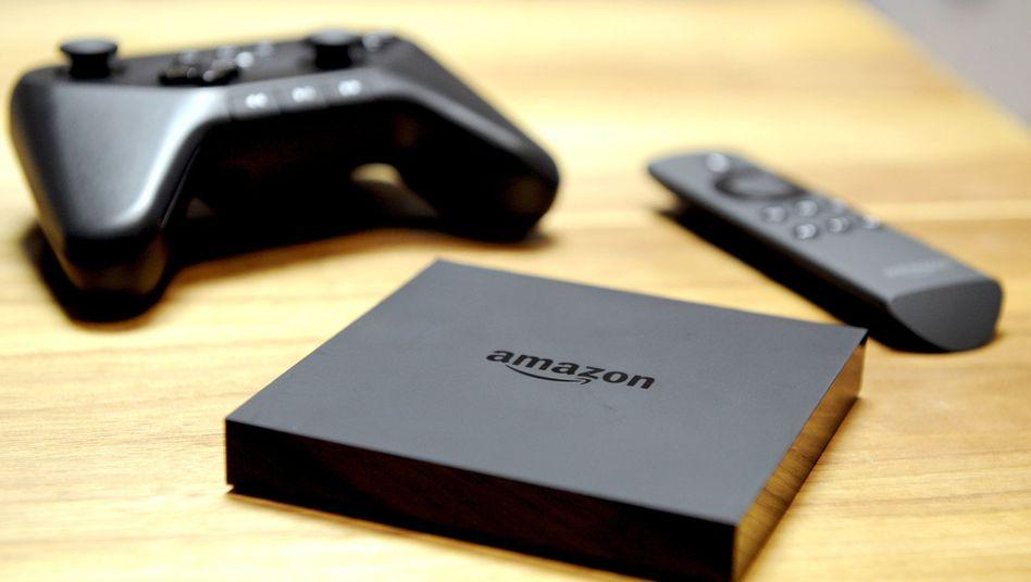 Amazon Fire TV mit Zubehör: Glaubt zu wissen, was man sehen will