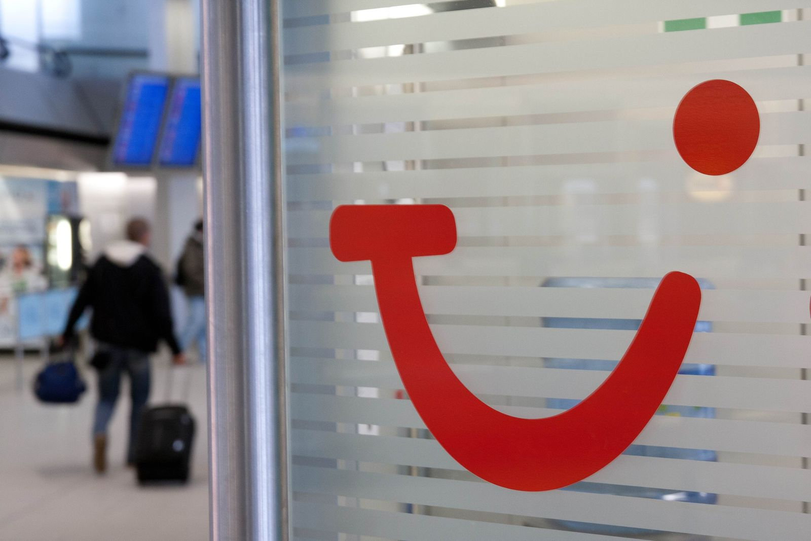 TUI Logo Flughafen