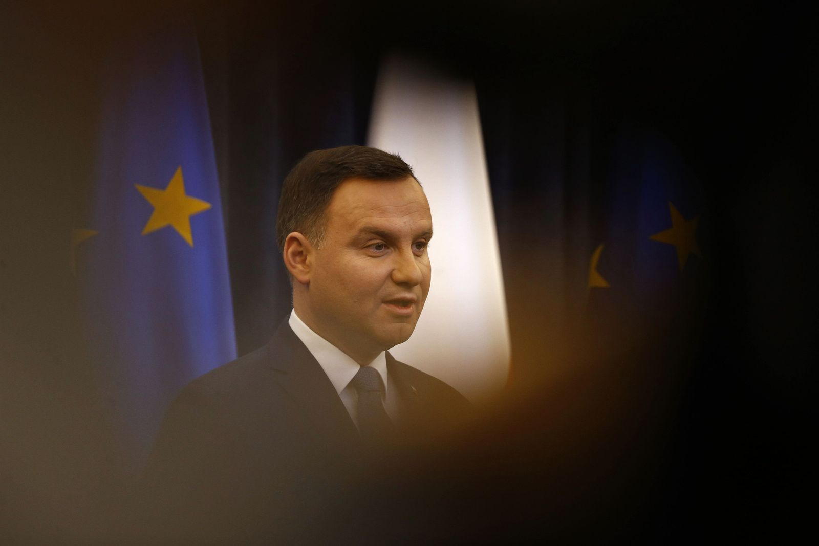 POLAND-CONSTITUTION/PRESIDENT