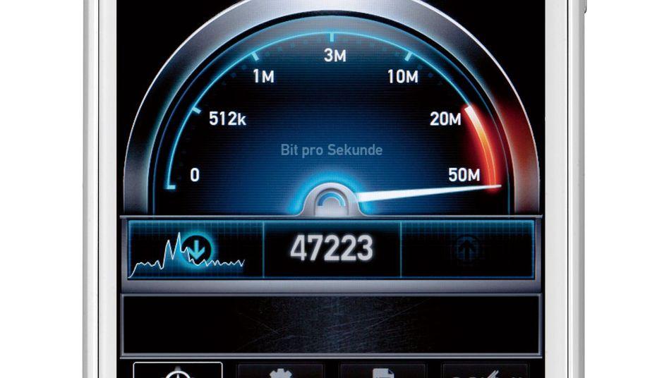 LTE-Handy: Unterwegs schneller als zu Hause im Web surfen?