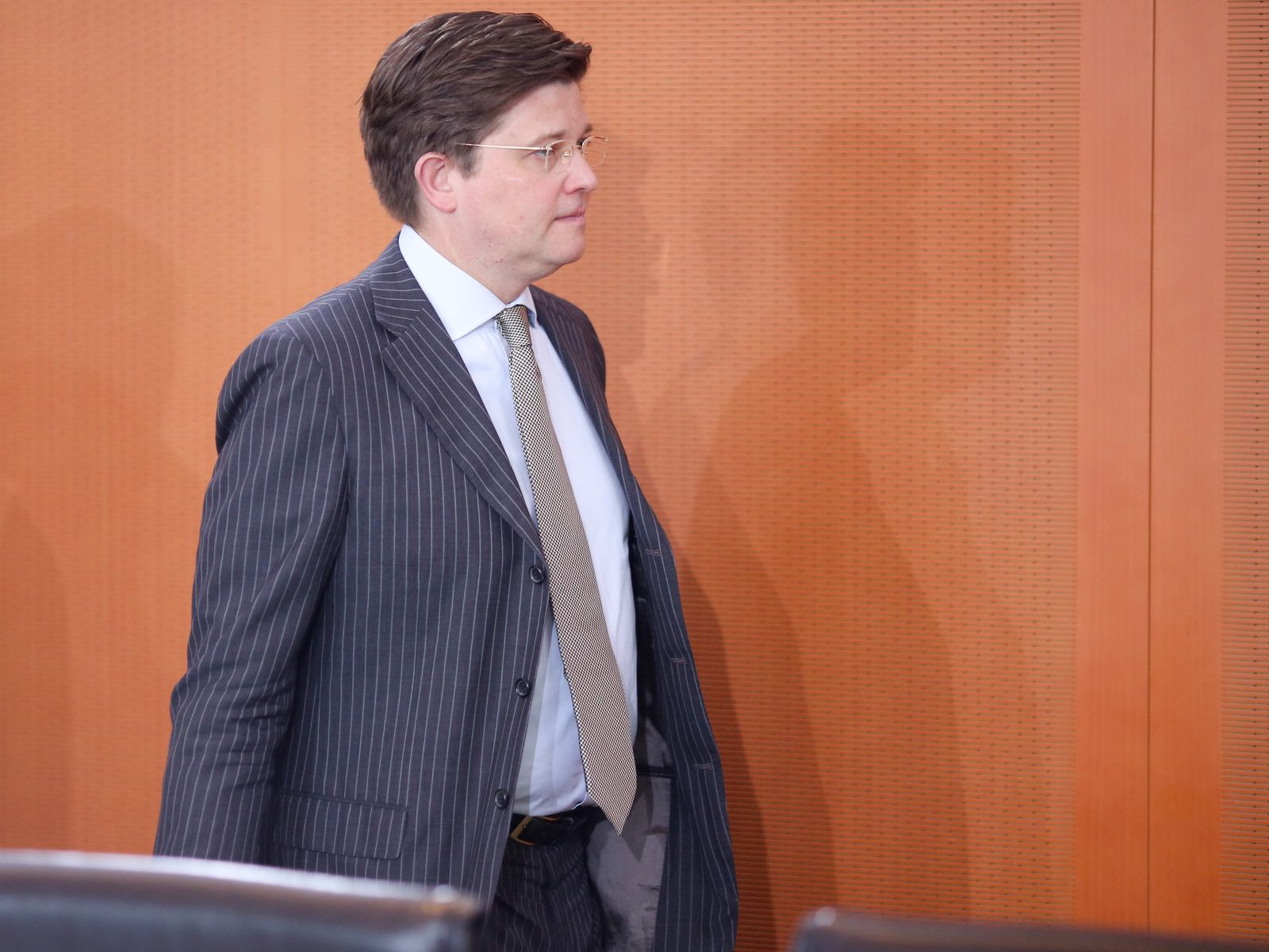 Eckart von Klaeden/ Bundeskabinett