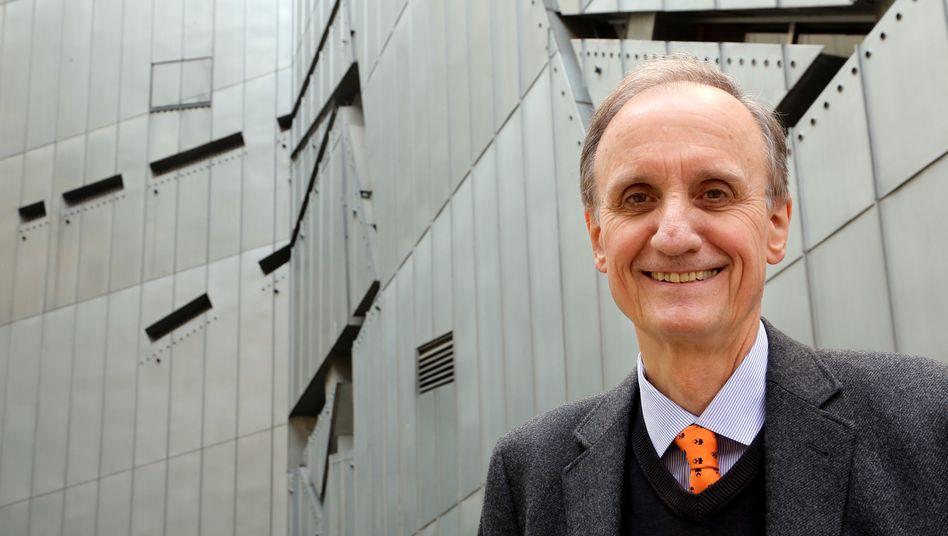 Der Direktor des Jüdischen Museums Berlin, Peter Schäfer