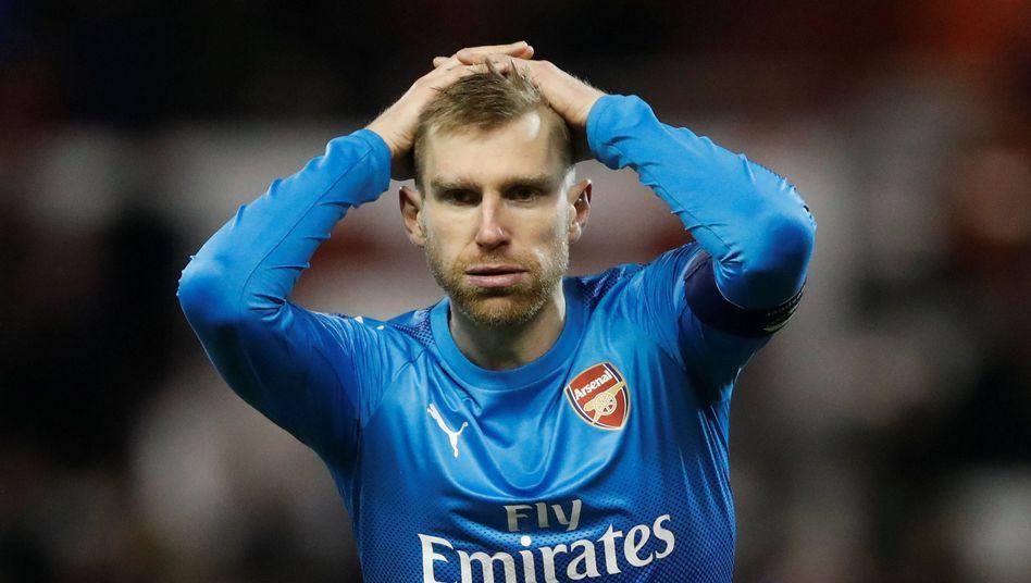 Arsenals Per Mertesacker