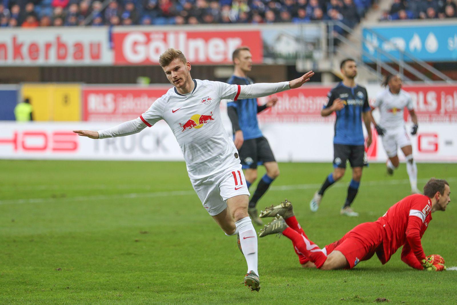 SC Paderborn 07 - RB Leipzig