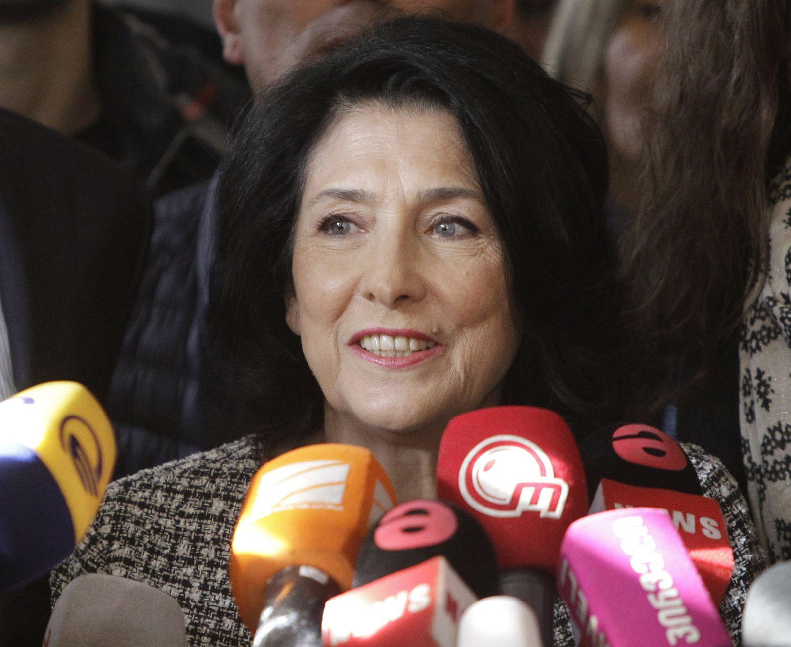 Salome Surabischwili