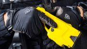 Bundespolizei testet Taser auf Bahnhöfen