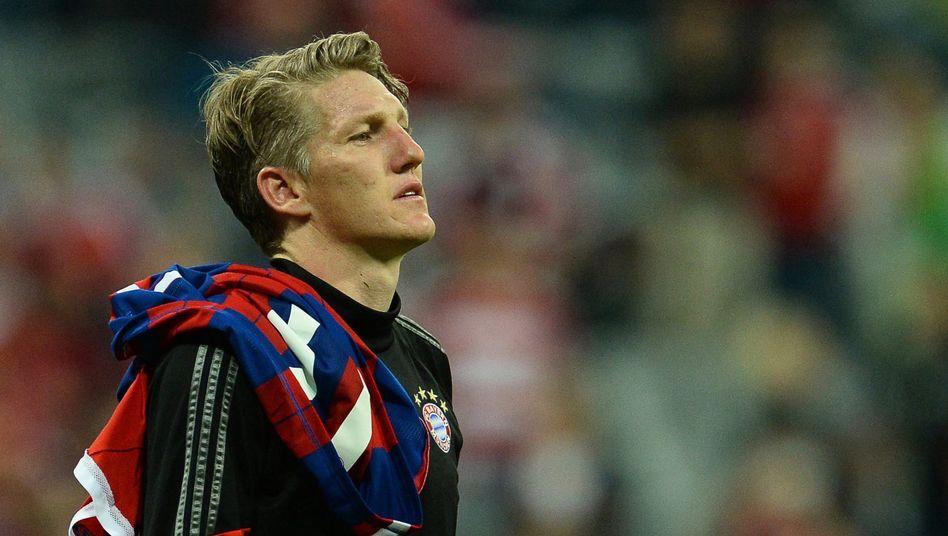Nationalspieler Schweinsteiger: Er verlässt den FC Bayern