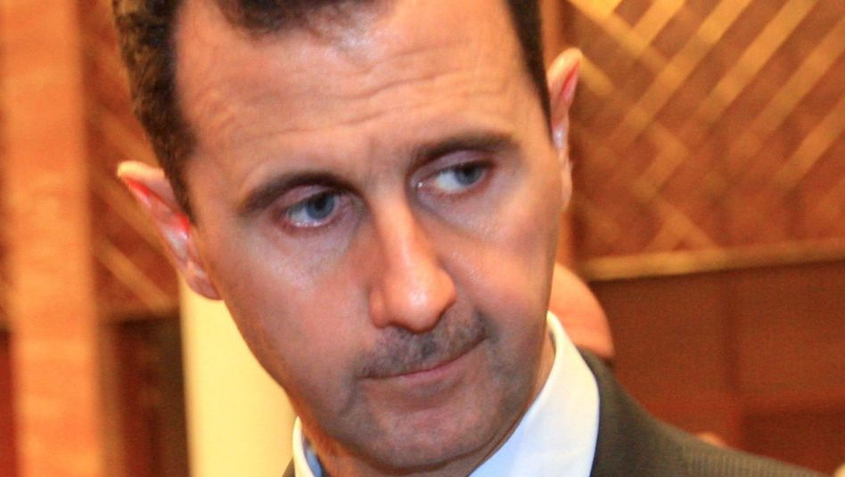 Syriens Diktator Assad: Lage in Hauptstadt Damaskus spitzt sich zu
