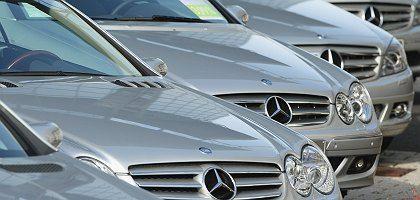 Mercedes-Problem: Schrumpfende Absätze auf dem US-Markt