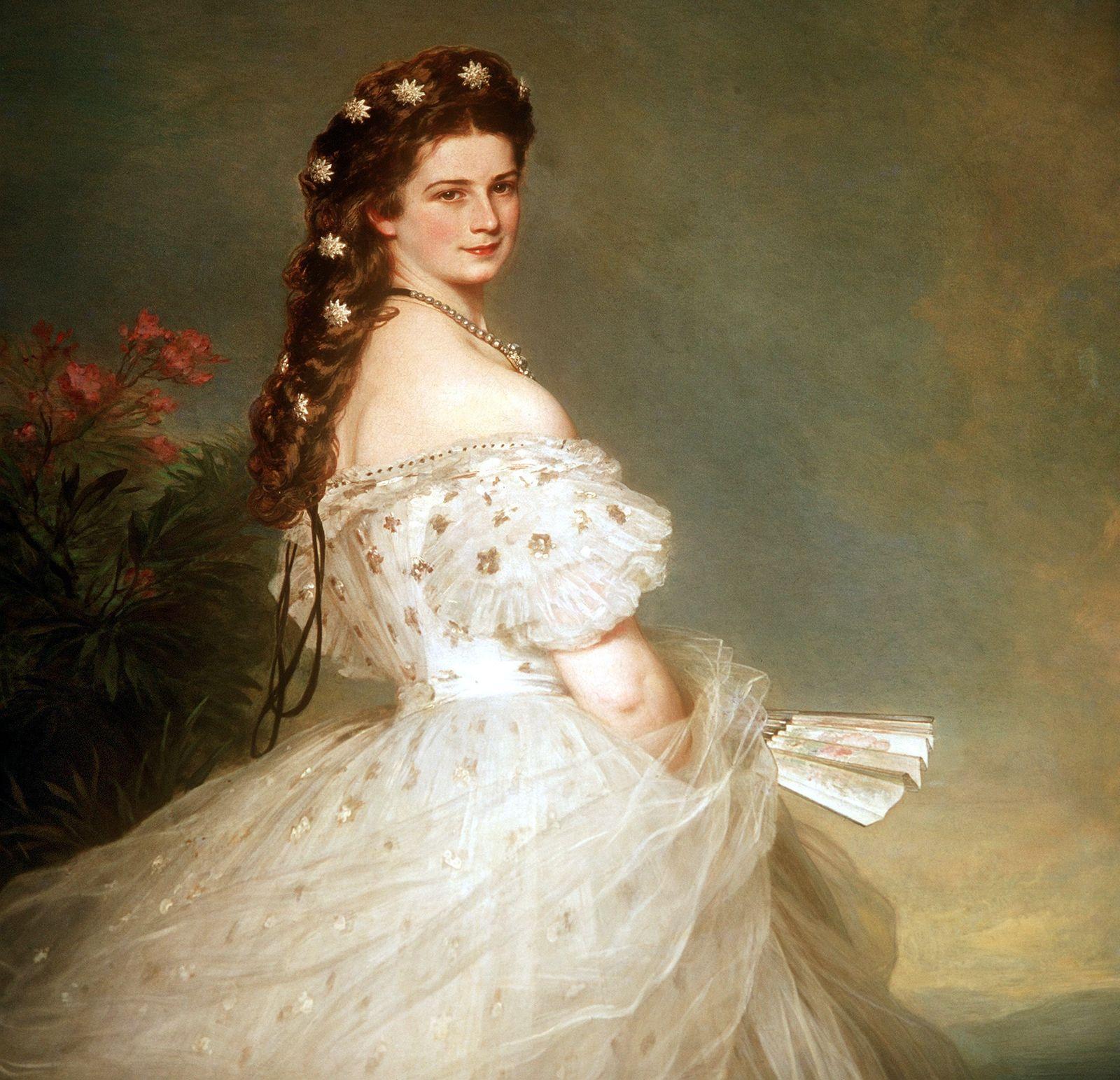 et - Elisabeth Kaiserin von Österreich Sissi / Sisi