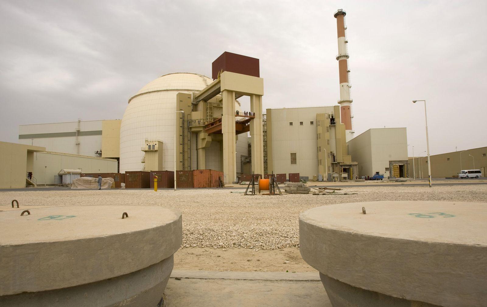 Iran Atommeiler in Buschehr