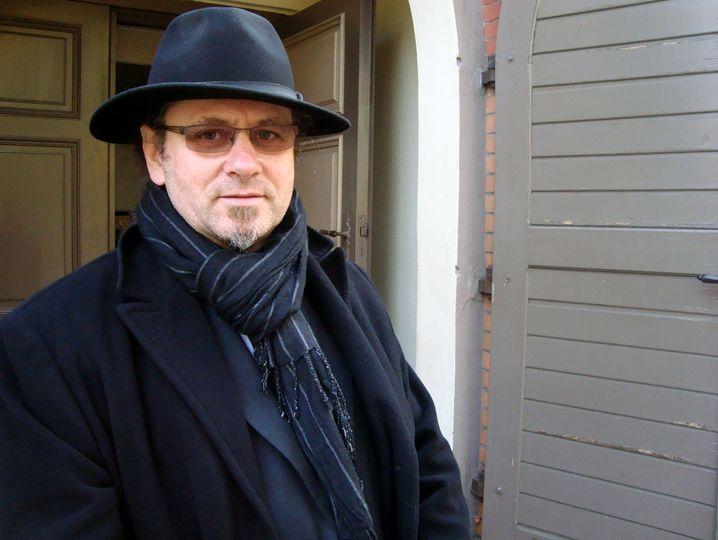 Trauerredner Lutz Saalmann kümmert sich um die größte kulturelle Gruppe der Hauptstadt: die Konfessionslosen