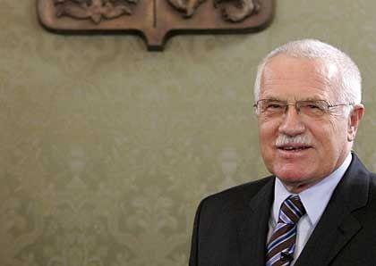 "Vaclav Klaus: Er bezeichnet sich als ""EU-Dissidenten"""