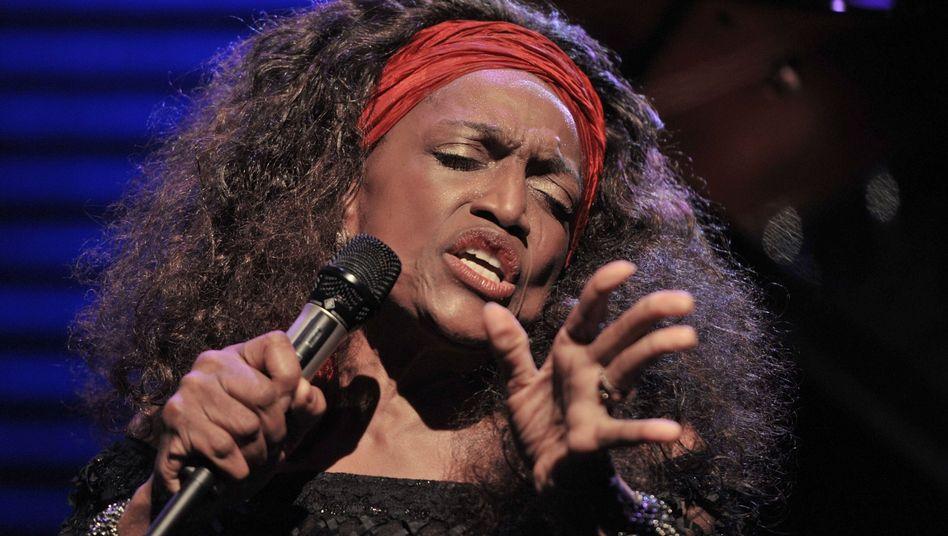 """Jessye Norman 2010 beim Montreux Jazz Festival: """"Die ganze Frau ein einziger Klangkörper..."""""""