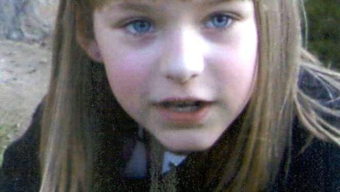 Vermisste Peggy K. im Jahr 2001 (Polizeifoto): Spurlos verschwunden