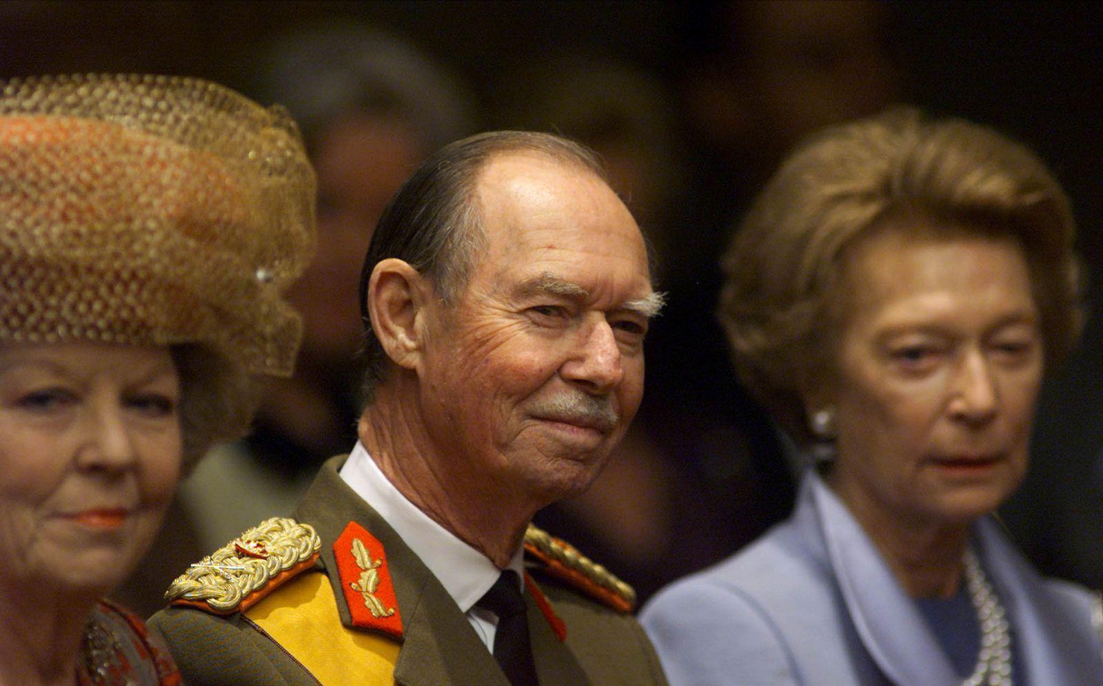 Großherzog Jean von Luxemburg