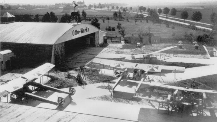100 Jahre BMW: Am Anfang standen Flugmotoren