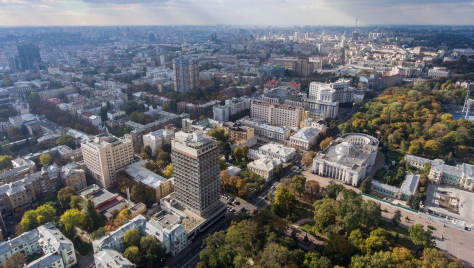 Kein WM-Spielort: Kiew (Symbolbild)