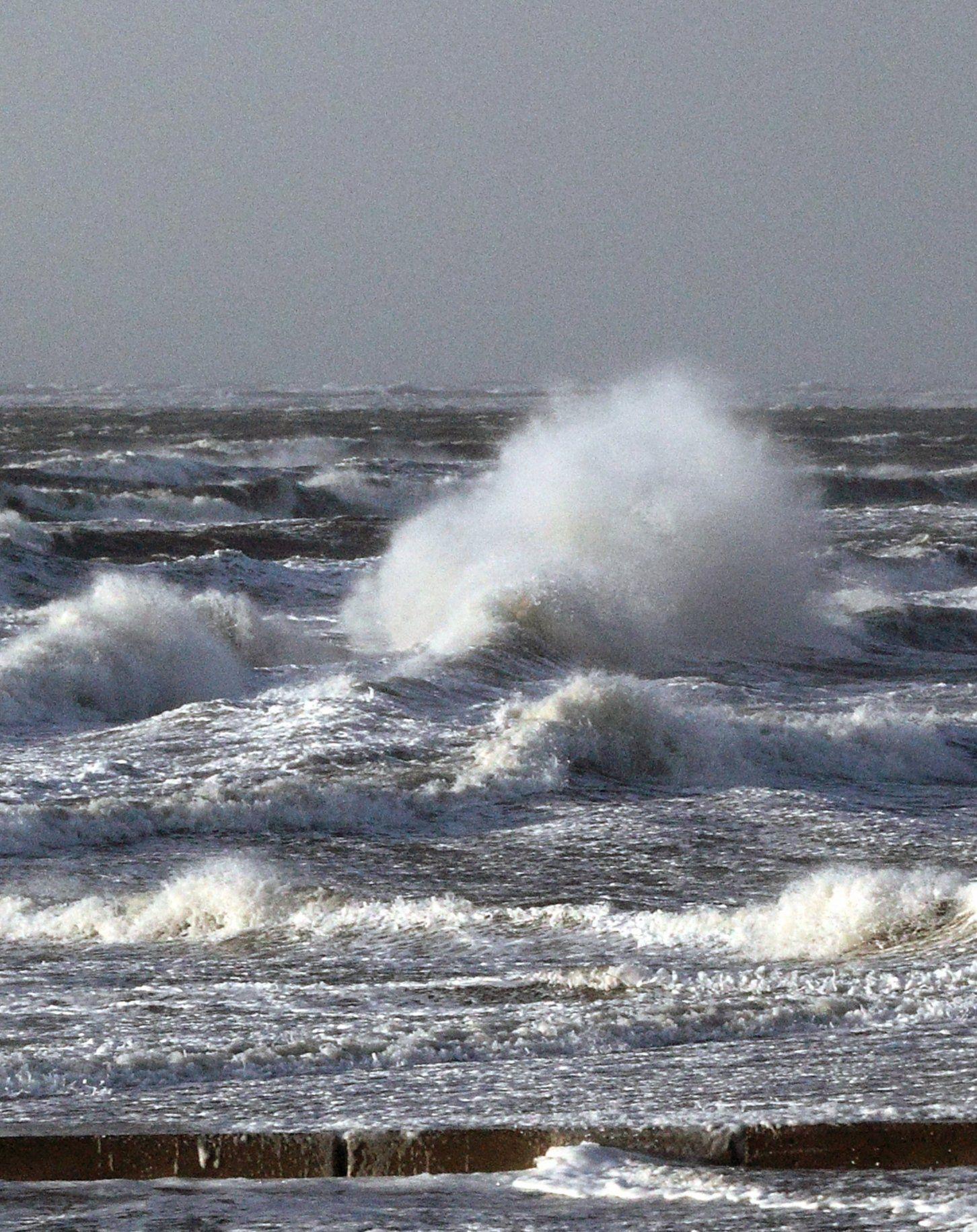 Sturm / Nordsee