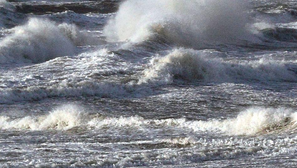 Nordsee: Nicht nur Wellengang, auch ein Tsunami ist möglich