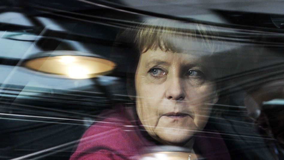 German Chancellor Angela Merkel is under fire in Europe these days for her opposition to plans aimed at propping up the euro.