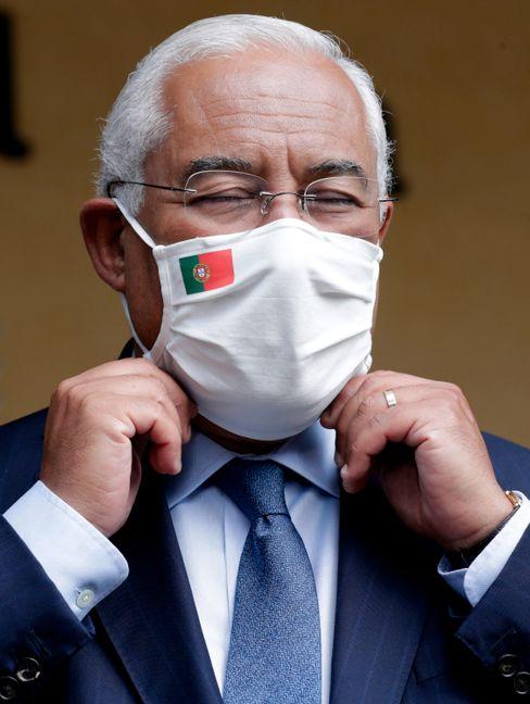 """Portugals Premier Antonio Costa: """"Rechtliche Bedenken"""" über Corona-Maßnahmen mit Gesundheitsnotstand ausräumen"""
