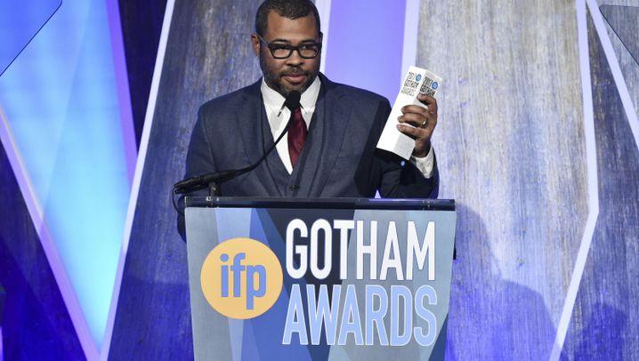 Gotham Awards: Schaulaufen der Stars