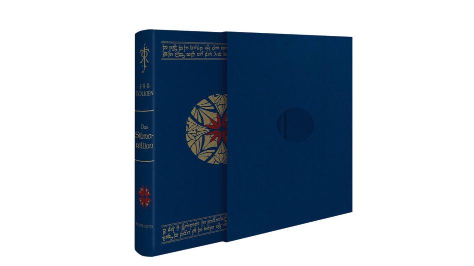 """Von Christopher Tolkien herausgegeben: """"Das Silmarillion"""""""