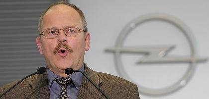 """Opel-Betriebsratschef Franz: """"Das macht mich nicht kirre"""""""