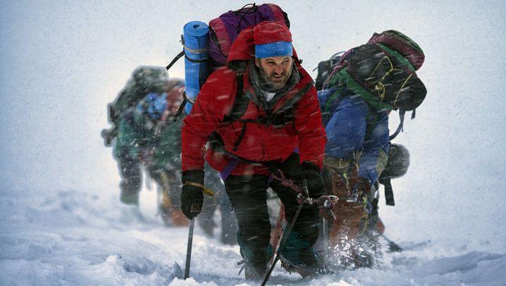"Bergsteiger-Drama ""Everest"": Hahnenkampf im Himalaya"