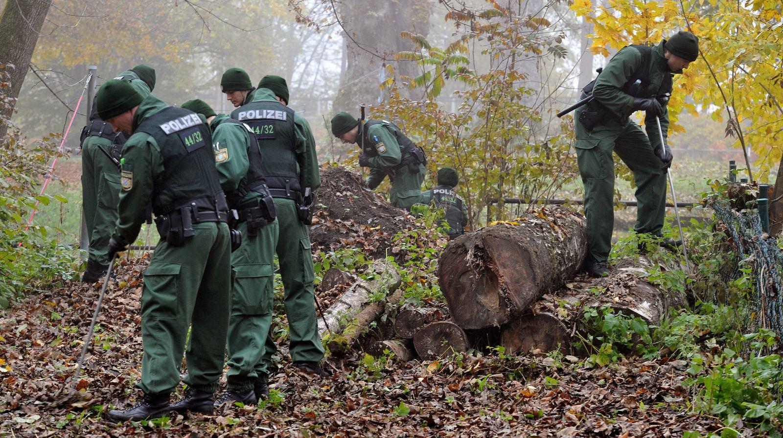 Augsburg/ Polizistenmord