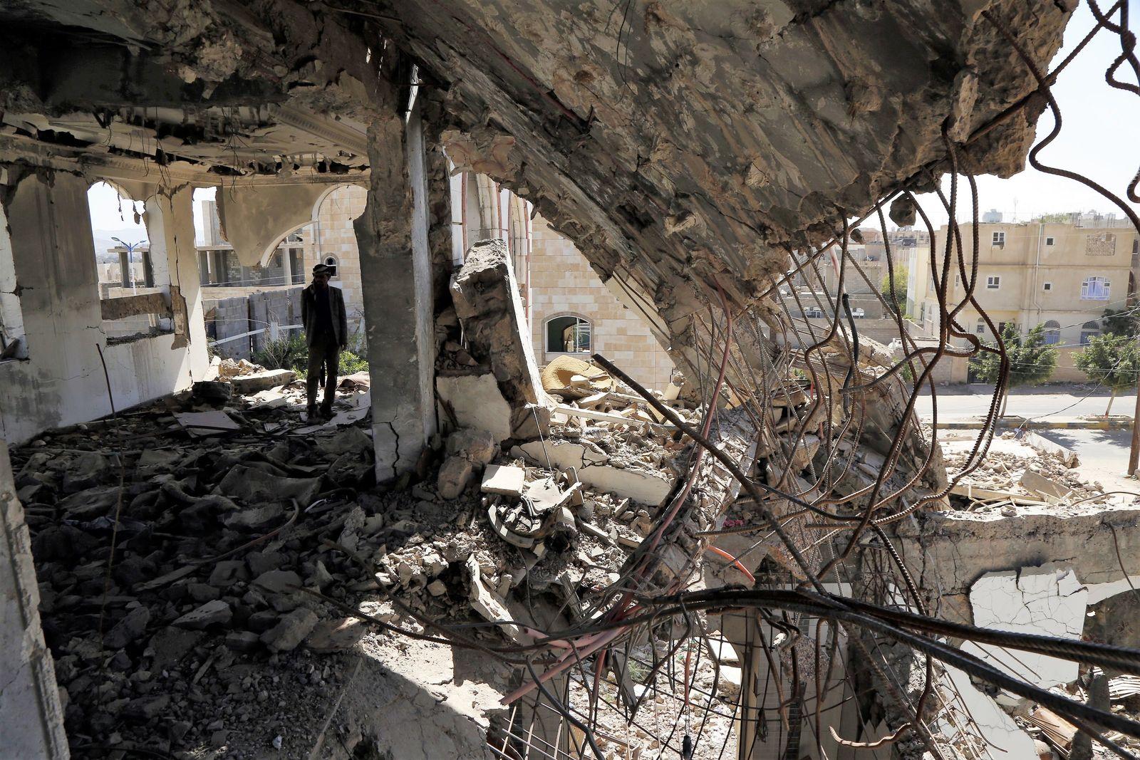 Lage im Jemen