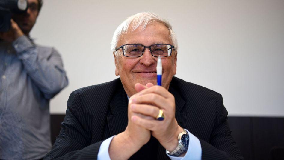 Ex-DFB-Präsident Theo Zwanziger