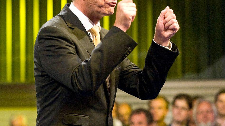 """FDP-Chef Westerwelle: """"Die werden bei uns kein Geld bekommen"""""""