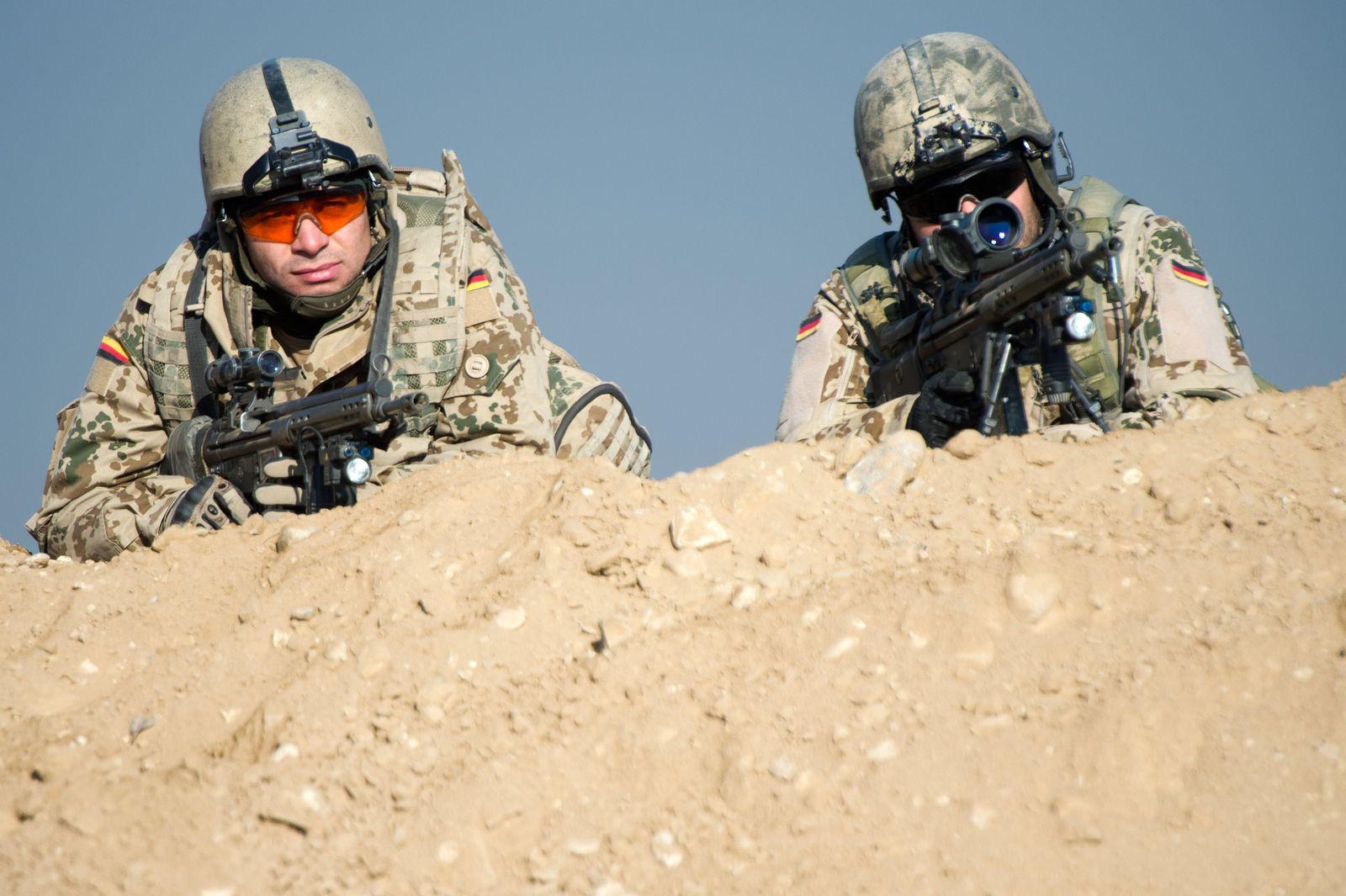 Bundeswehr in Afghanistan 2013