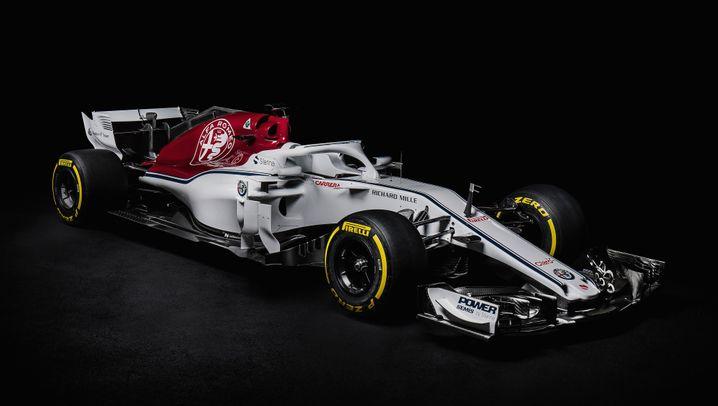 Neue Autos in der Formel 1: Die Jagd auf den Silberpfeil
