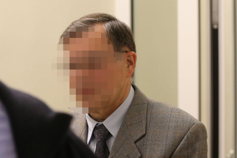 Koblenzer Spionage-Prozess / Manfred K.