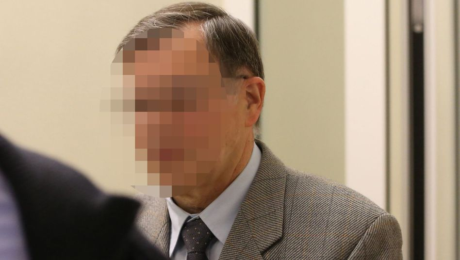 Ex-Nato-Mitarbeiter Manfred K.: Sieben Jahre Haft für Ausspähung